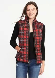 Old Navy Quilted Vest for Women