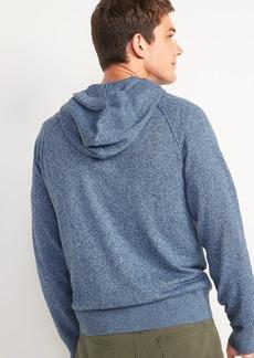 Old Navy Raglan-Sleeve Pullover Sweater Hoodie for Men