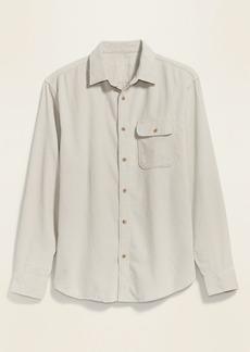 Old Navy Regular-Fit Corduroy Shirt for Men