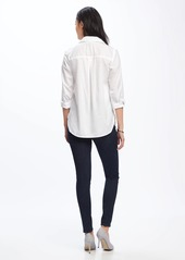5a90687a5e04 SALE! Old Navy Relaxed Classic Clean-Slate Shirt for Women