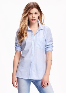 Old Navy Relaxed Classic Shirt for Women
