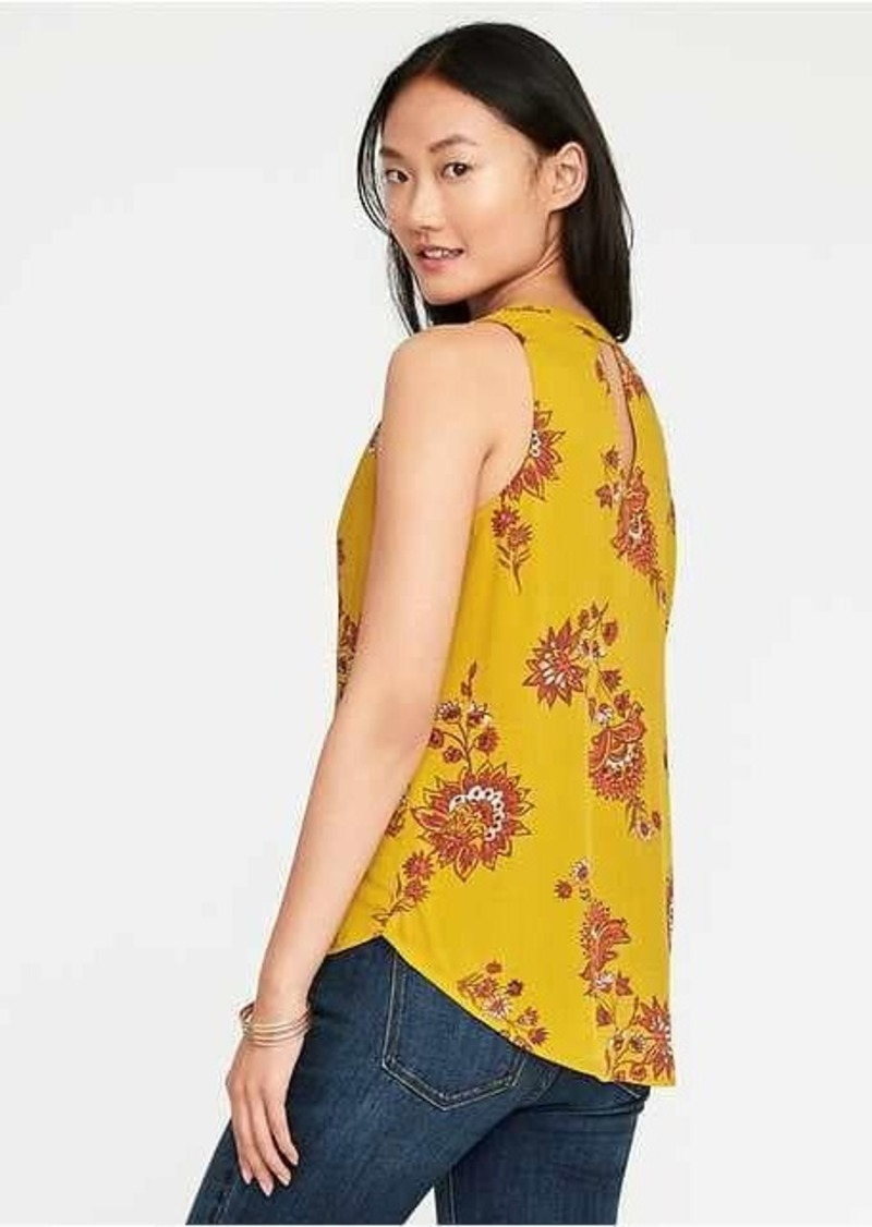 0e0587ac3d On Sale today! Old Navy Relaxed Cutout-Back Blouse for Women