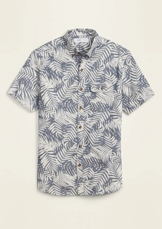 Old Navy Relaxed-Fit Utility Shirt for Men