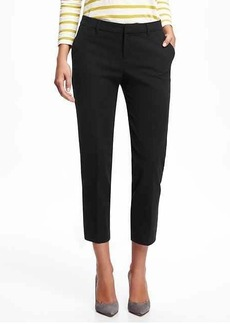 Old Navy Relaxed Mid-Rise Harper Trousers for Women