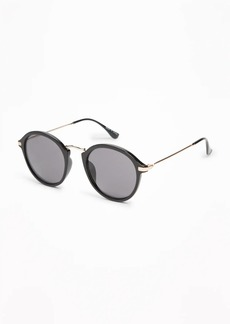 Old Navy Retro Round-Frame Sunglasses for Women