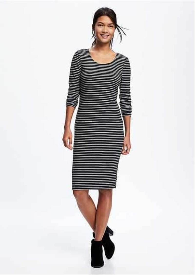 3f7b58f98cca8 Old Navy Rib-Knit Bodycon Dress for Women | Dresses