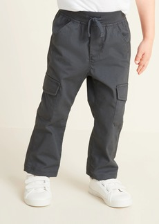 Old Navy Rib-Knit Waist Built-In Flex Cargo Pants for Toddler Boys
