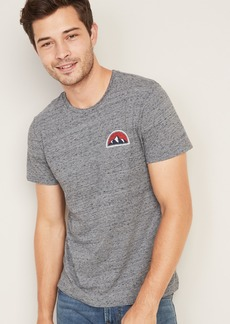 """Old Navy """"Rockies"""" Graphic Soft-Wash Tee for Men"""