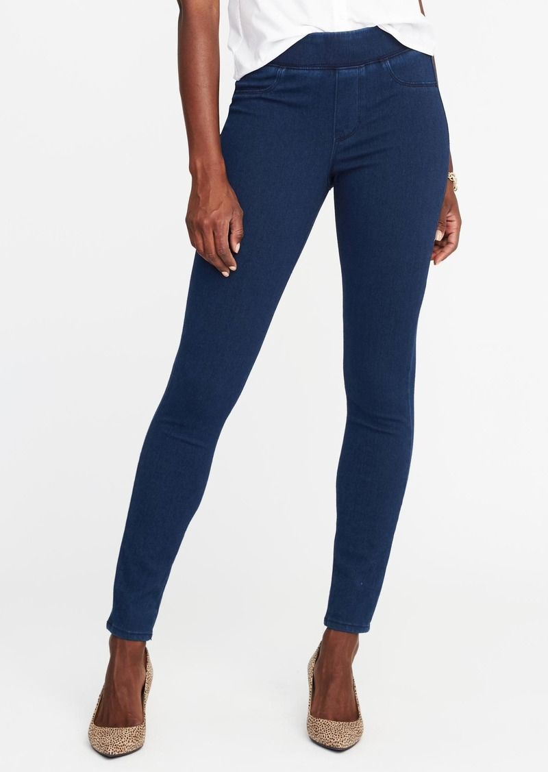 630c28cde01d5 Old Navy Rockstar 24/7 Jeggings for Women | Denim