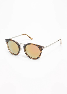 Old Navy Round Metal Sunglasses for Women