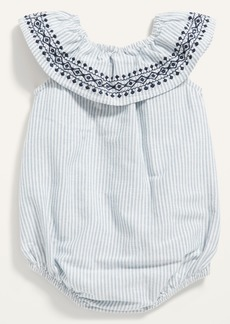 Old Navy Ruffle-Trim Bodysuit for Baby