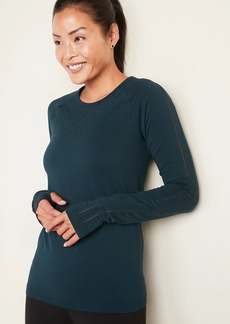 Old Navy Seamless Performance Top for Women
