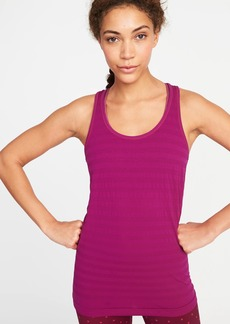 Old Navy Seamless Racerback Performance Tank for Women