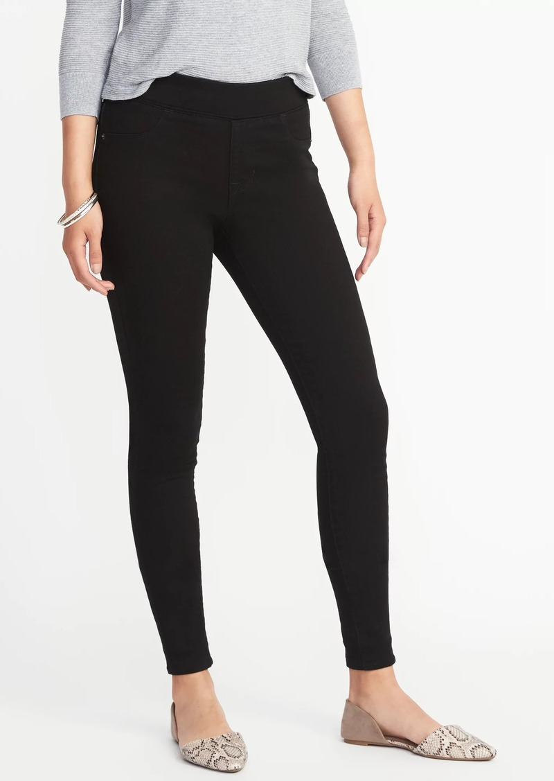 b569d05fe875a Old Navy Secret-Soft Rockstar Jeggings for Women Now $24.97