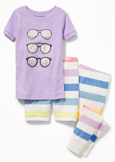 """Old Navy """"See The Good"""" 3-Piece Sleep Set For Toddler & Baby"""