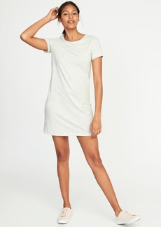Old Navy Semi-Fitted Tee Dress for Women