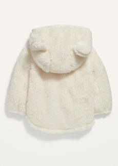Old Navy Unisex Sherpa Critter Zip Hoodie for Baby