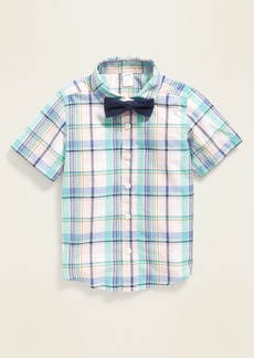 Old Navy Shirt & Bow-Tie Set for Toddler Boys