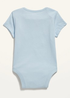 Old Navy Short-Sleeve Graphic Bodysuit for Baby