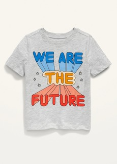 Old Navy Unisex Short-Sleeve Graphic Tee for Toddler