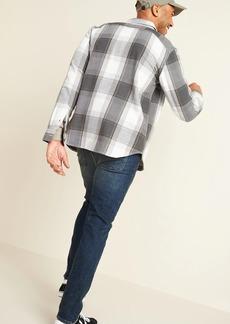Old Navy Skinny Built-In Flex Medium-Wash Jeans for Men