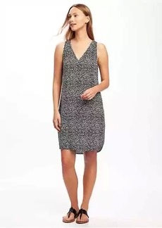 Old Navy Sleeveless Cutout-Back Shift Dress for Women