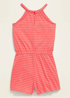 Old Navy Sleeveless High-Neck Romper for Girls