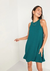 Old Navy Sleeveless Jersey-Knit Swing Dress for Women
