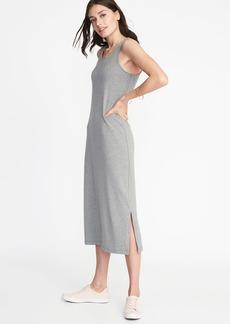 Old Navy Sleeveless Jersey Midi Dress for Women