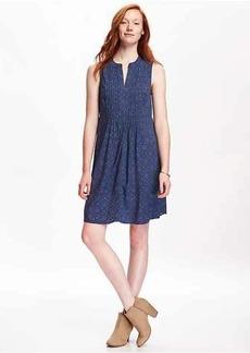 27502f0cdd6 Old Navy Sleeveless Pintuck Swing Dress for Women
