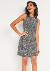 Old Navy Sleeveless Ponte-Knit Sheath Dress for Women