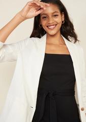 Old Navy Sleeveless Ponte-Knit Tie-Belt Sheath Dress for Women