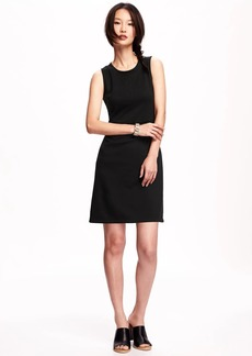 Sleeveless Sheath Dress for Women