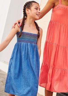 Old Navy Sleeveless Smocked-Yoke Cami Dress for Girls