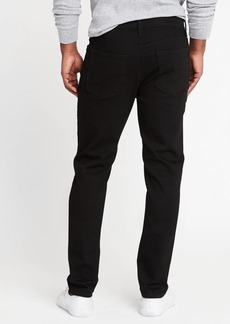 Old Navy Slim Built-In Flex Max Never-Fade Jeans For Men