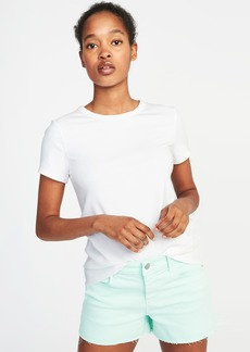 Old Navy Slim-Fit Crew-Neck Tee for Women