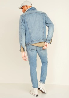 Old Navy Slim Light-Wash Rigid Non-Stretch Jeans for Men