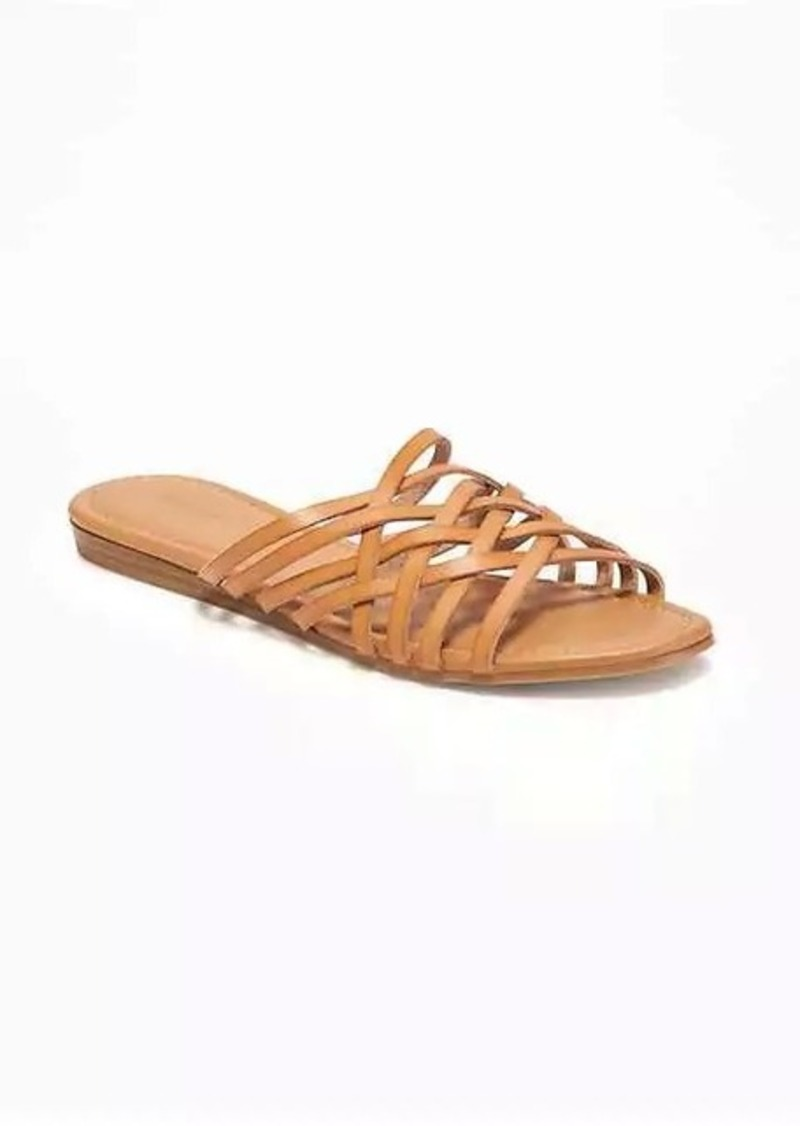 Old Navy Slip,On Huarache Sandals for Women
