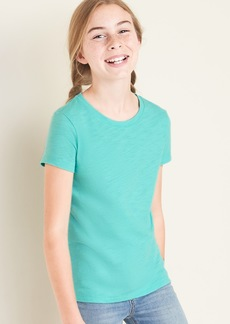 Old Navy Slub-Knit Hi-Lo Top for Girls