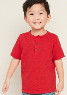 Old Navy Slub-Knit Jersey Henley for Toddler Boys