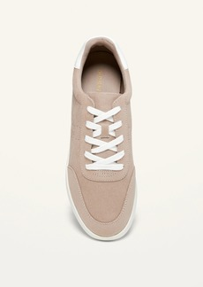 Old Navy Soft-Brushed Faux-Suede Sneakers for Women