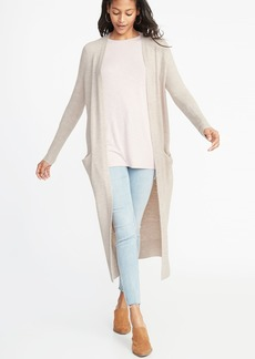 Old Navy Soft-Brushed Super-Long Open-Front Duster for Women