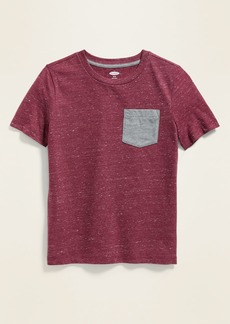 Old Navy Softest Chest-Pocket Tee for Boys