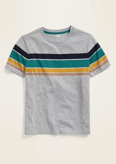 Old Navy Softest Chest-Stripe Tee for Boys