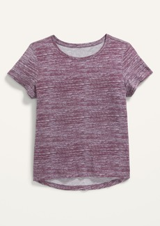 Old Navy Softest Printed Scoop-Neck Tee for Girls