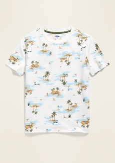Old Navy Softest Printed Tee for Boys
