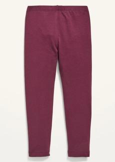 Old Navy Solid-Color Jersey-Knit Leggings for Toddler Girls
