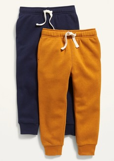 Old Navy Solid Jogger Pants 2-Pack for Toddler Boys