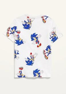 Old Navy Sonic The Hedgehog™ Gender-Neutral Tee For Kids