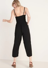 Old Navy Square-Neck Cami Jumpsuit for Women